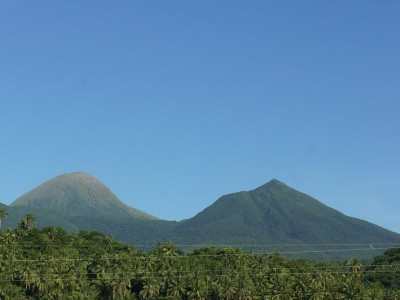 Ascension du volcan Bulusan