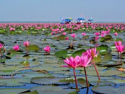 Le lac Nong Han