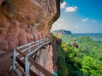 Le mont Phu Thok