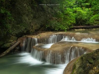 Le parc national Erawan