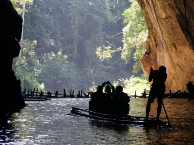 Lod Cave (entre Paï et Mae Hong Son)