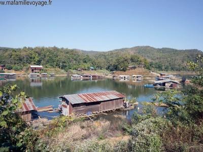 Pak Nai - un village sur l'eau
