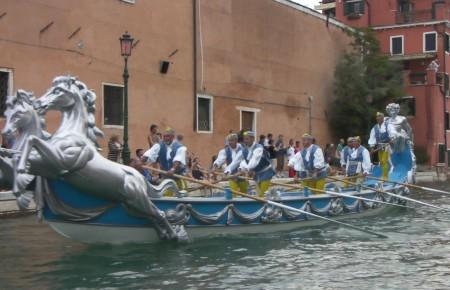 Photo de : Admirer la Régate de Venise