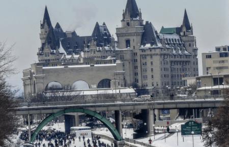 Photo de : Aller à Ottawa pour patiner sur le canal Rideau