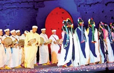 Photo de : Aller au Festival des Arts Populaires à Marrakech