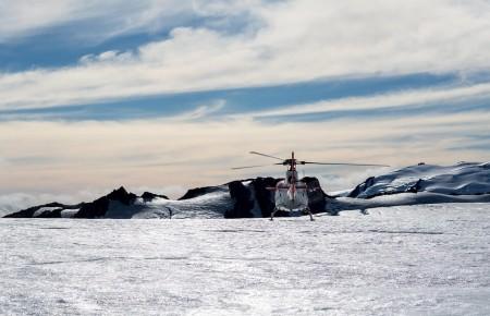 Photo de : Aller dans les Rocheuses pour s'envoler en hélicoptère