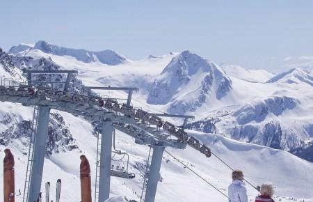 Photo de : Aller skier en famille à Whistler