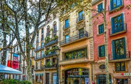 Photo de : Arpenter les ruelles de Barcelone