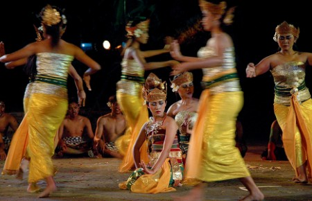 Photo de : Assister au ballet du Râmâyana, à Java