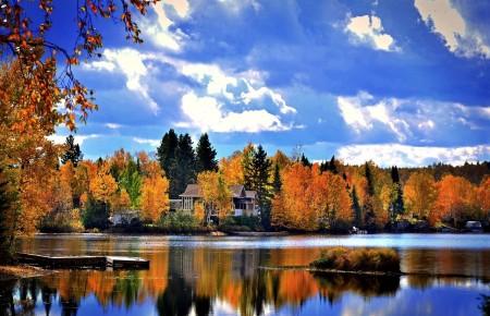 Photo de : Changer d'air au Canada