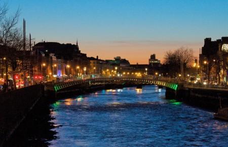 Photo de : Déambuler dans la ville de Dublin