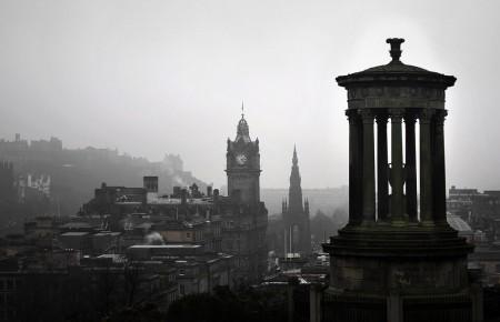 Photo de : Édimbourg en Écosse