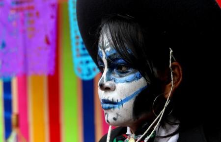 Photo de : Faire danser les morts au Mexique