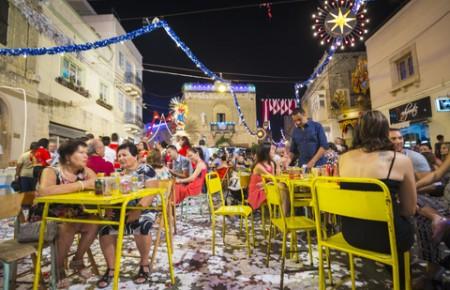 Photo de : Faire la fête à Malte