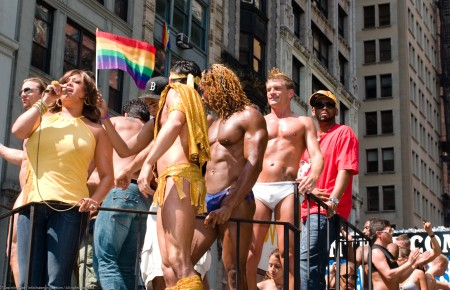 Photo de : Faire la Gay Pride de New York