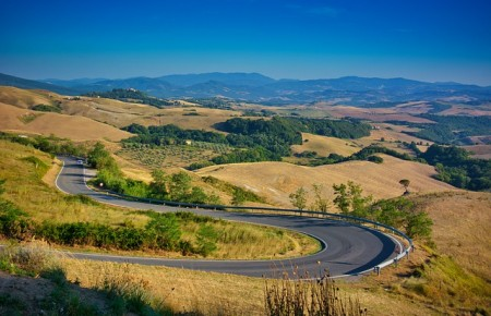 Photo de : Faire un roadtrip en Toscane