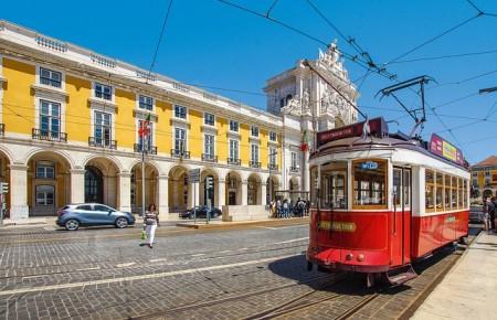 Photo de : Fêter le 1er avril à Lisbonne