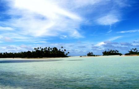 Photo de : L'île de Kiribati