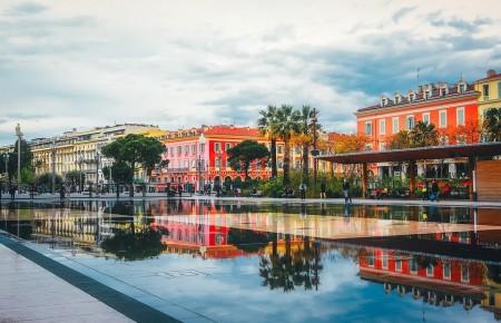 Photo de : La Côte d'Azur