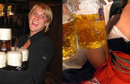 Photo de : La fête de la bière à Munich