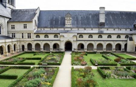 Photo de : L'abbaye de Fontevraud, pour une soirée romantique originale