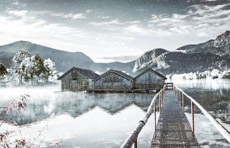 Photo de : Le charme de la Bavière en décembre