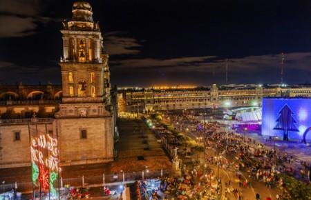 Photo de : Les belles traditions du Mexique