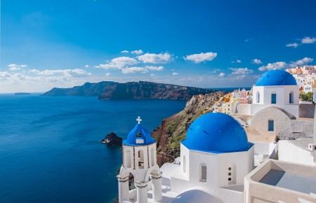 Photo de : Les Cyclades et ses superbes paysages
