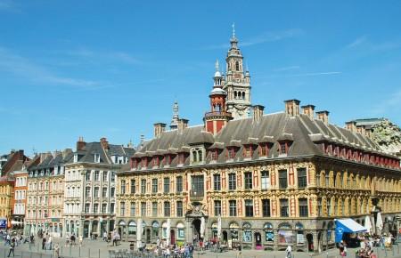 Photo de : Lille, une ville idéale où partir en hiver