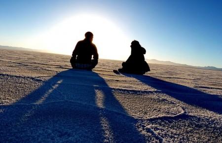 Photo de : Lune de miel dans le désert d'Atacama, Chili