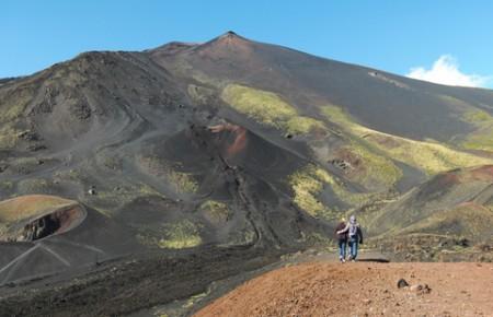 Photo de : Monter au sommet de l'Etna