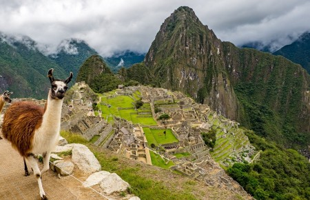 Photo de : Plonger dans le passé du Pérou