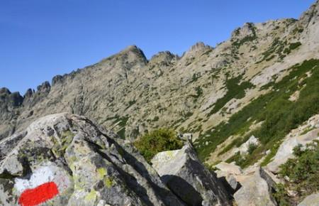 Photo de : Randonner sur le GR 20, Corse