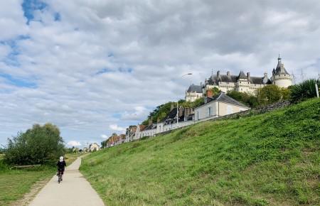 Photo de : Relier les châteaux de la Loire à vélo
