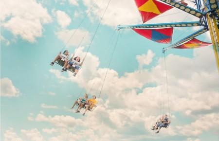 Photo de : S'amuser dans un parc d'attractions en Asie