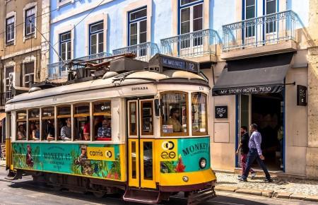 Photo de : Se perdre dans les rues de Lisbonne