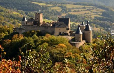 Photo de : Sillonner le Luxembourg