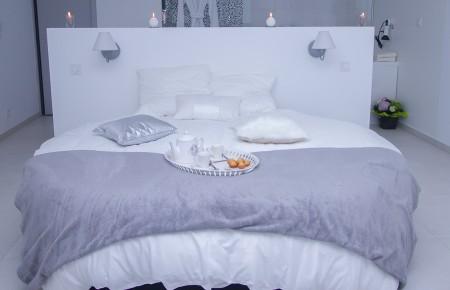Photo de : Dans un hôtel pour les amoureux à Bordeaux