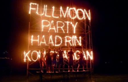 Photo de : Une fête gigantesque : la Full Moon Party à Koh Phangan en Thailande