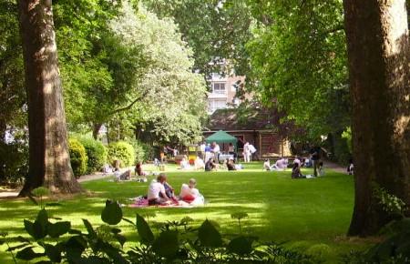 Photo de : Visiter des jardins cachés, à Londres