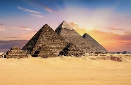 Photo de : Visiter les pyramides de Gizeh