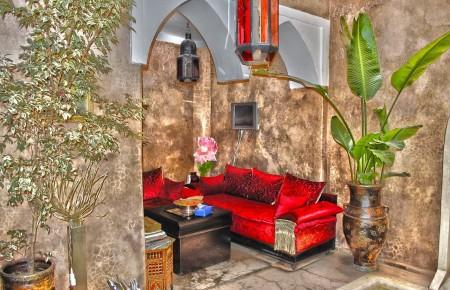 Photo de : Voyage de noce luxueux au Maroc