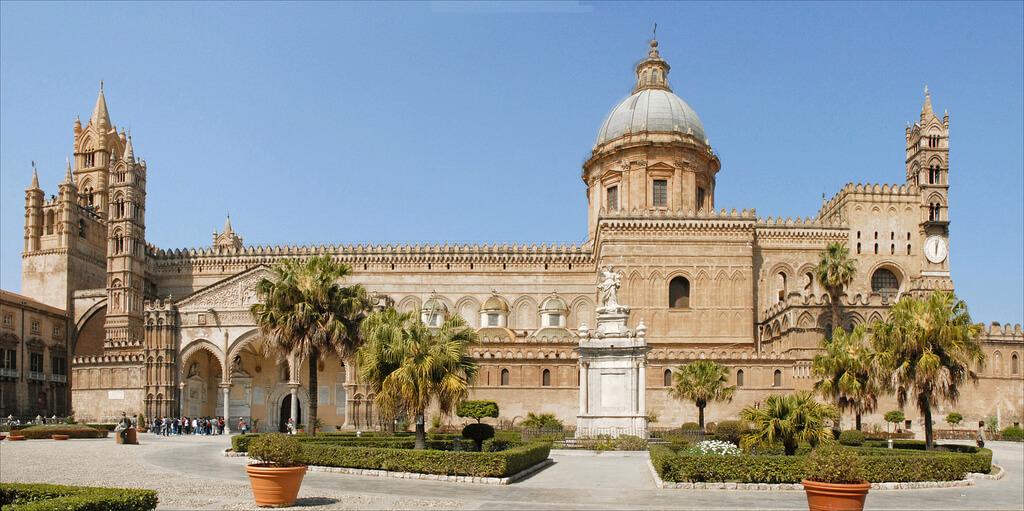 Palerme : La cathédrale de Palerme