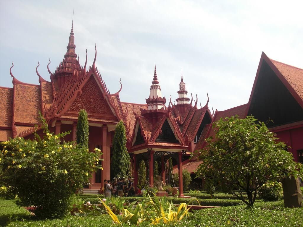 Phnom Penh : Phnom Penh - National Museum