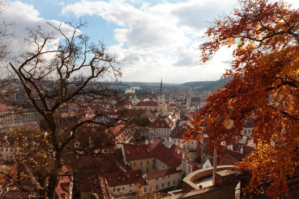 République tchèque : Prague : vue générale
