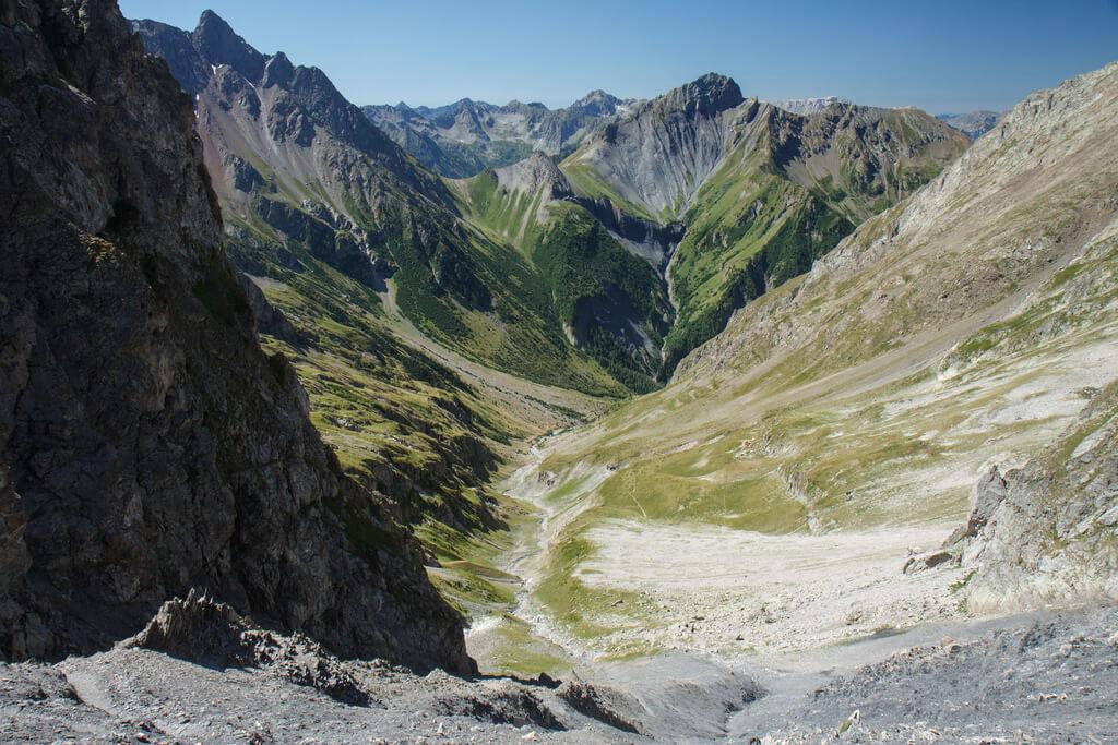 Rhône-Alpes : Col de la Muzelle