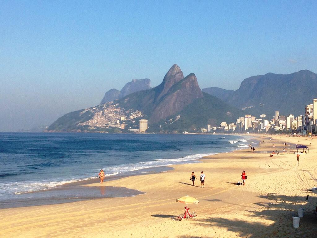 Rio de Janeiro : Arpoador