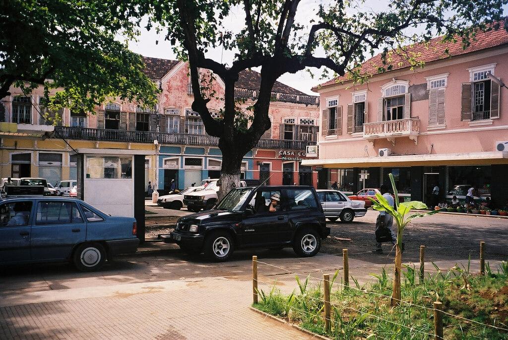 Sao Tomé : Cidade de São Tomé
