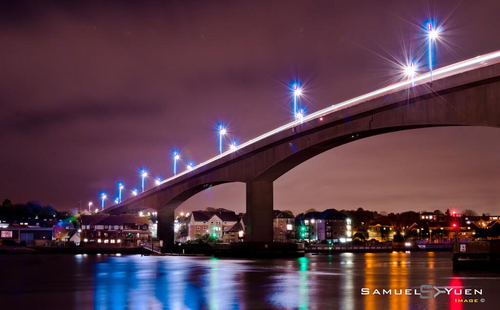 Southampton : itchen bridge southampton