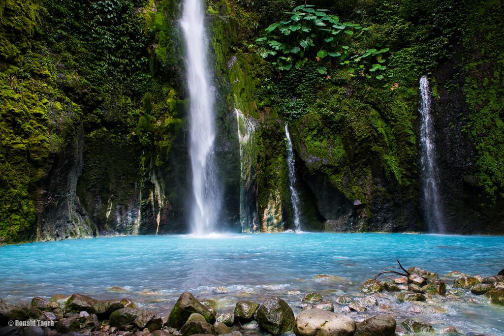 Sumatra : Sibolangit Waterfall